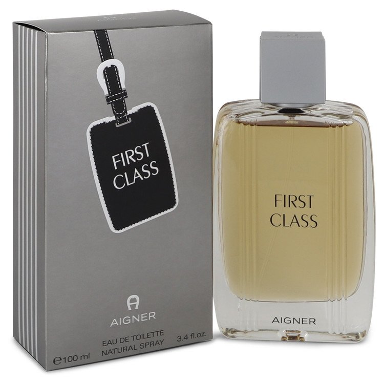 Aigner First Class Eau De Toilette Spray By Etienne Aigner 100ml