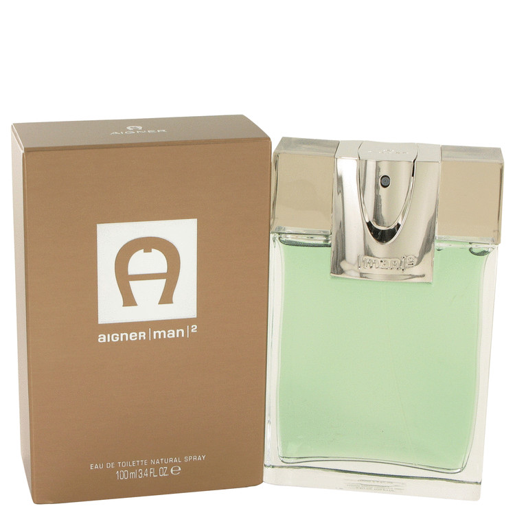Aigner Man 2 Eau De Toilette Spray By Etienne Aigner 100ml