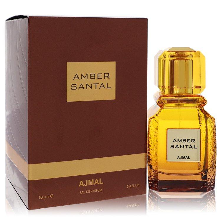 Ajmal Amber Santal Eau De Parfum Spray (Unisex) By Ajmal 3.4oz