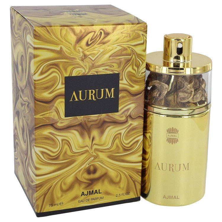 Ajmal Aurum Eau De Parfum Spray By Ajmal 2.5oz