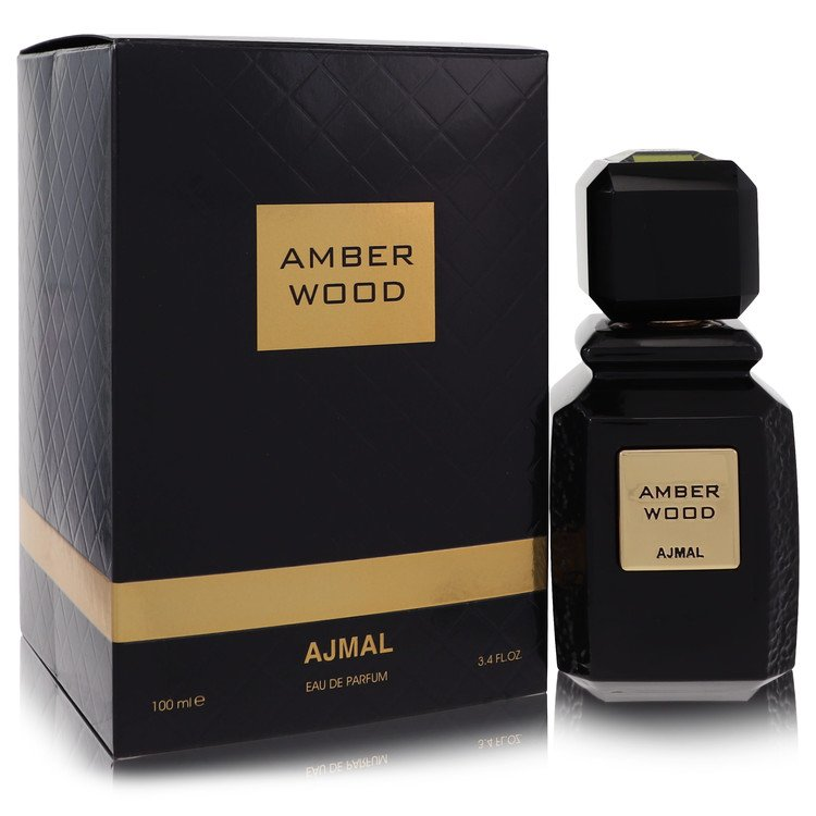 Ajmal Amber Wood Eau De Parfum Spray (Unisex) By Ajmal 3.4oz