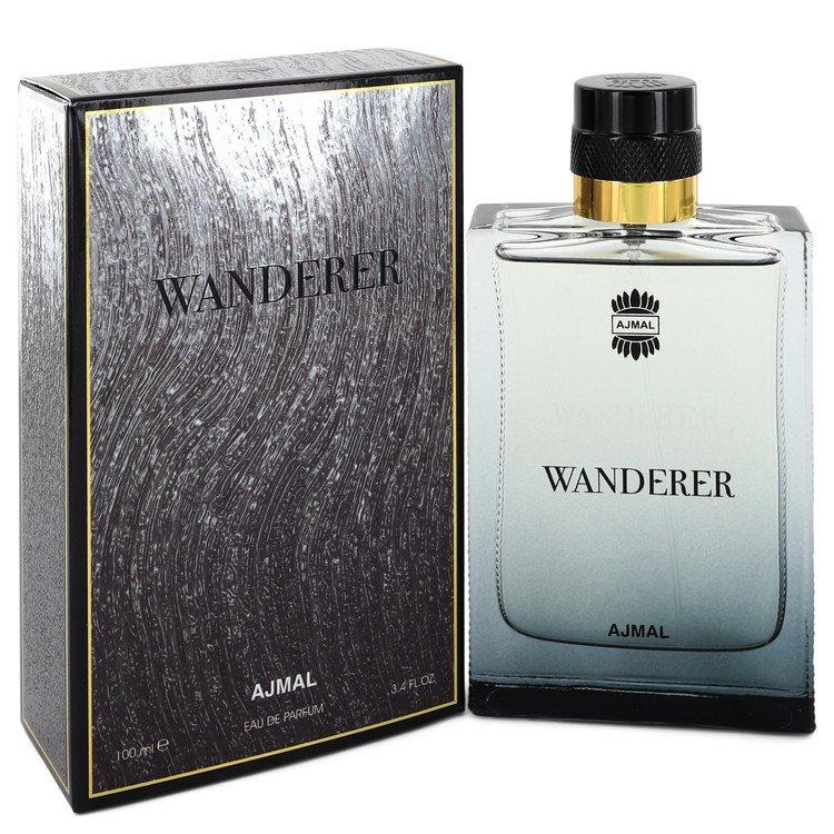 Ajmal Wanderer Eau De Parfum Spray By Ajmal 3.4oz