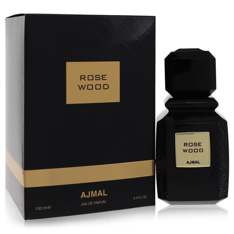 Ajmal Rose Wood Eau De Parfum Spray By Ajmal 3.4oz