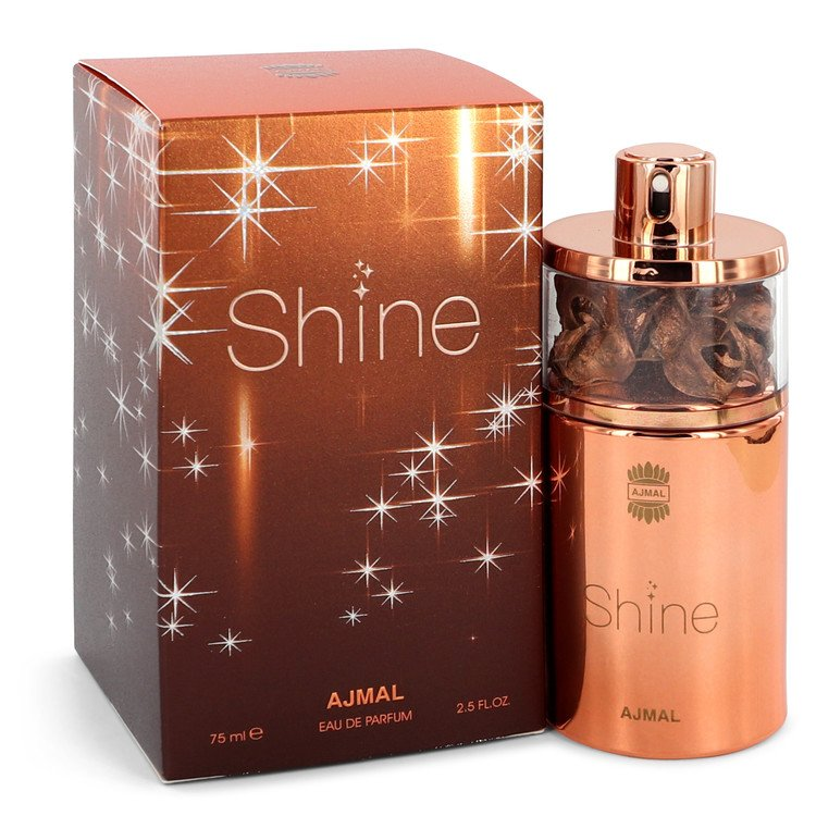 Ajmal Shine Eau De Parfum Spray By Ajmal 2.5oz
