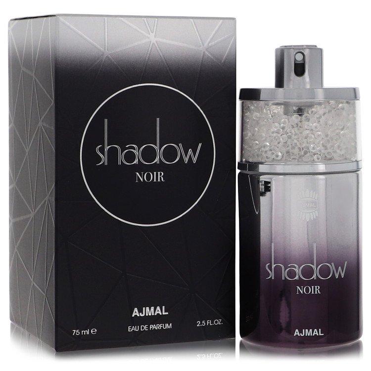Ajmal Shadow Noir Eau De Parfum Spray By Ajmal 2.5oz