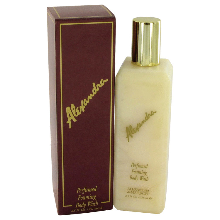 Alexandra by Alexandra De Markoff for Women Body Wash 8.5 oz