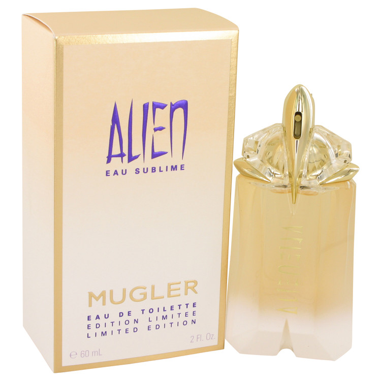 Alien Eau Sublime Eau De Toilette Spray By Thierry Mugler 2.0oz