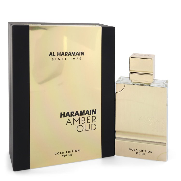 Al Haramain Amber Oud Gold Edition Eau De Parfum Spray (Unisex) By Al Haramain 2.0oz