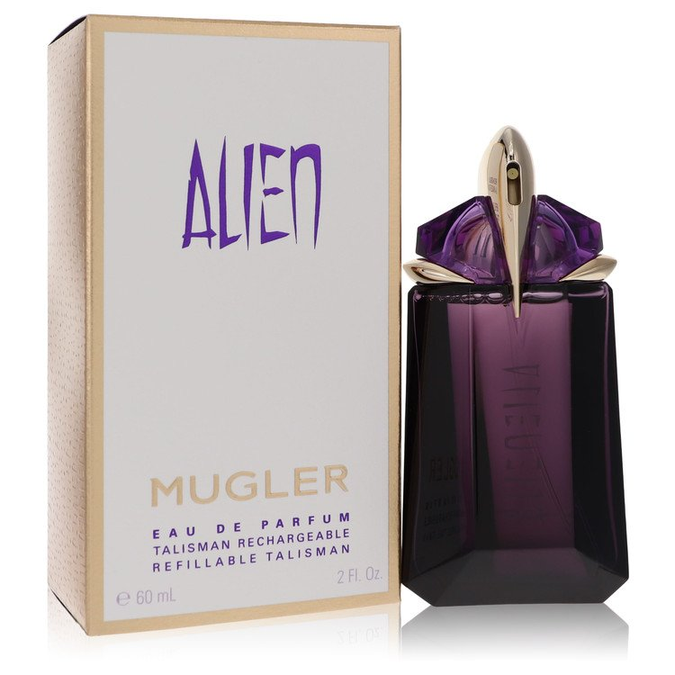 Alien Eau De Parfum Refillable Spray By Thierry Mugler 2.0oz