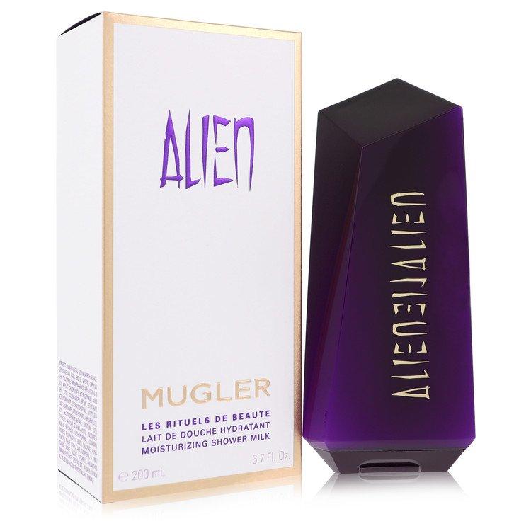 Alien Shower Milk By Thierry Mugler 6.7oz