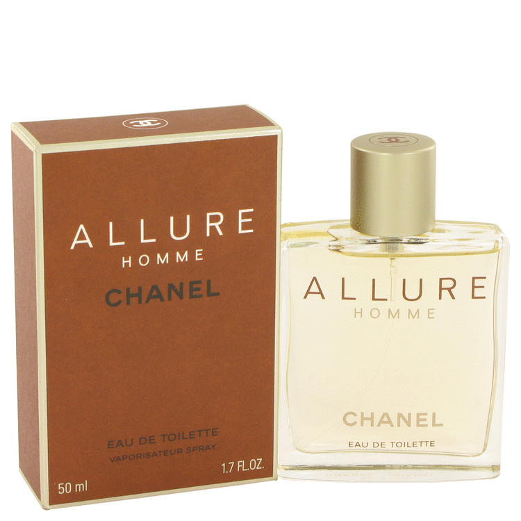 ALLURE by Chanel for Men Eau De Toilette Spray 1.7 oz