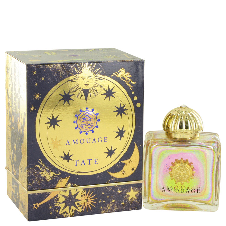 Amouage Fate Eau De Parfum Spray By Amouage 3.4oz