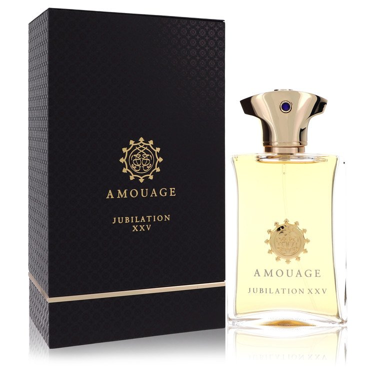 Amouage Jubilation Xxv Eau De Parfum Spray By Amouage 3.4oz