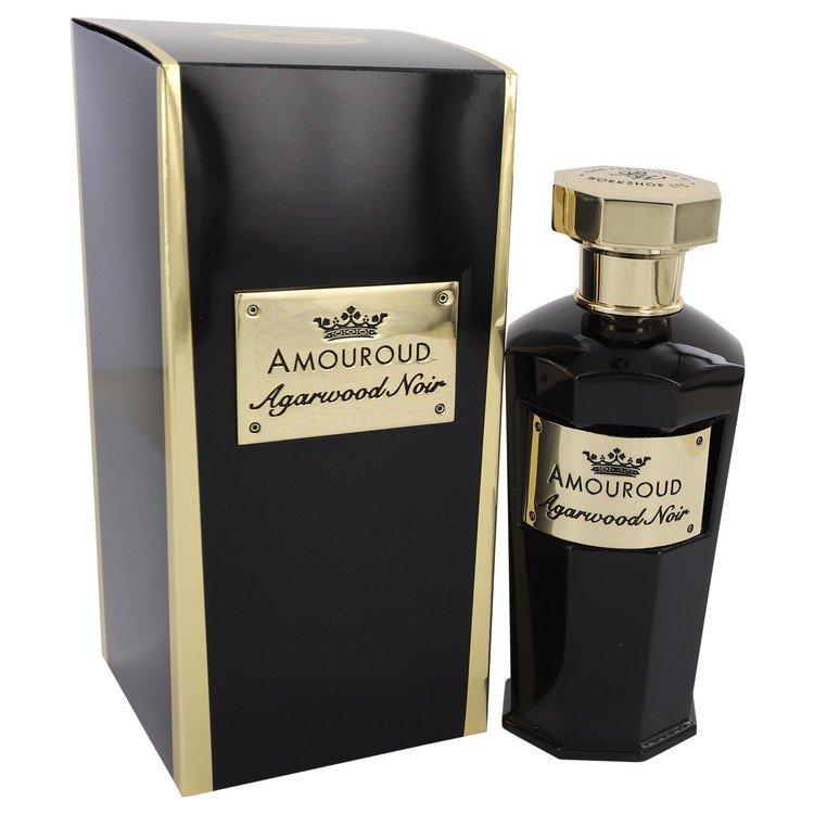 Agarwood Noir Eau De Parfum Spray (Unisex) By Amouroud 3.4oz