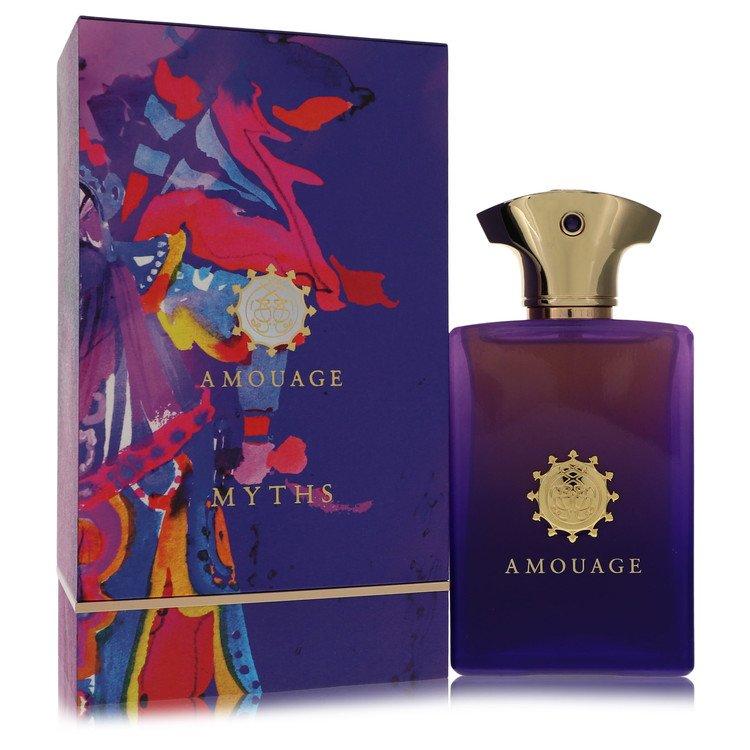Amouage Myths Eau De Parfum Spray By Amouage 3.4oz