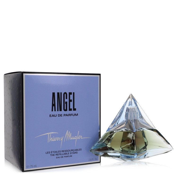 Angel Eau De Parfum Spray Refillable Star By Thierry Mugler 2.6oz
