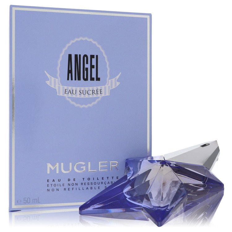 Angel Eau Sucree Eau De Toilette Spray By Thierry Mugler 1.7oz