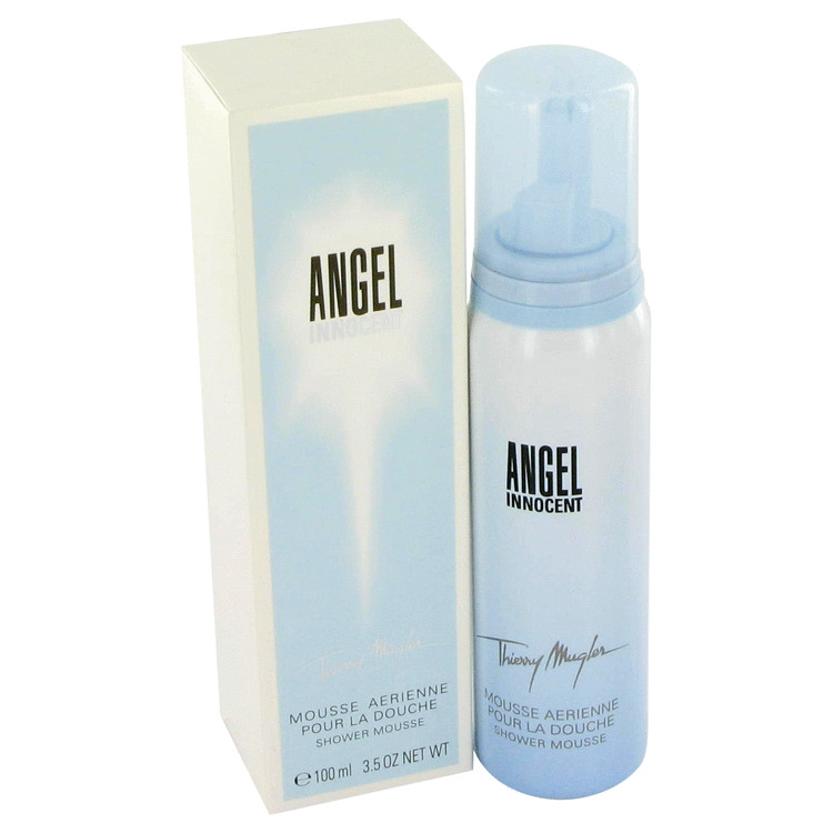 ANGEL INNOCENT by Thierry Mugler for Women Shower Mousse 3.5 oz