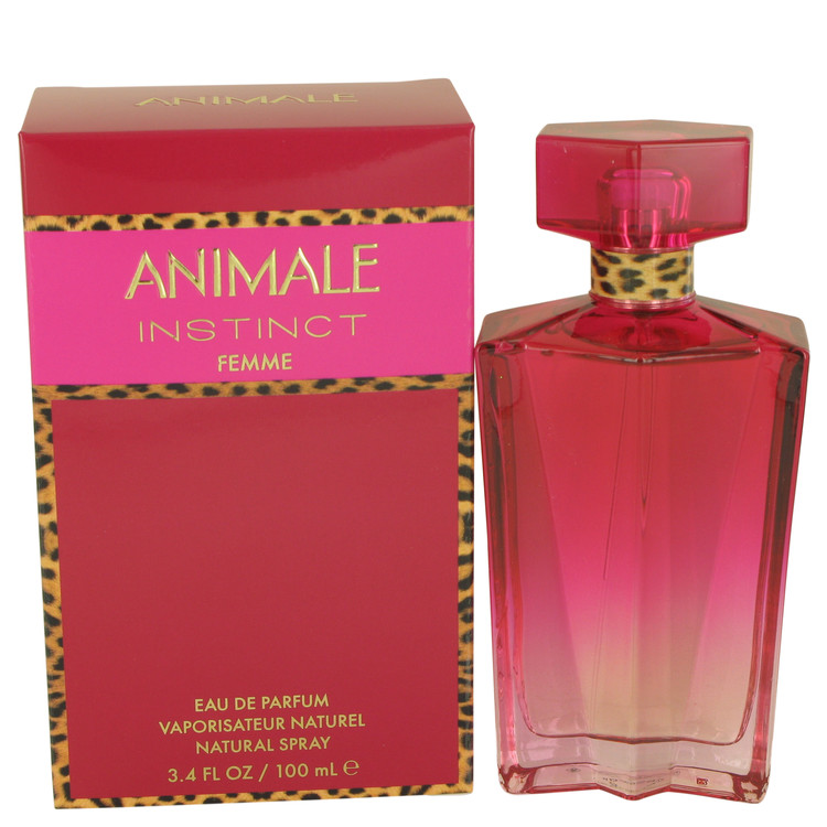 Animale Instinct Eau De Parfum Spray By Animale 3.4oz