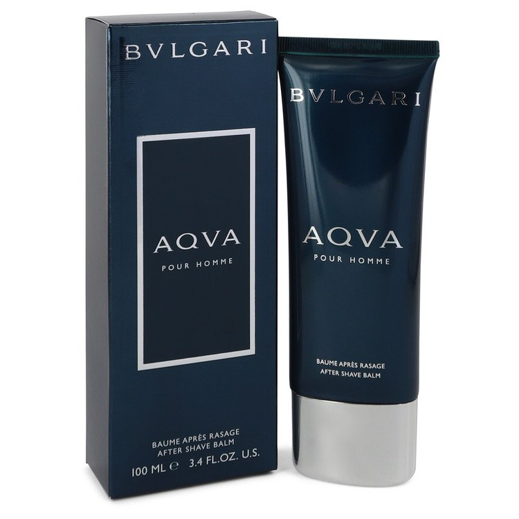 Aqua Pour Homme After Shave Balm By Bvlgari 100ml