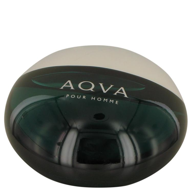AQUA POUR HOMME by Bvlgari for Men Eau De Toilette Spray (Tester) 5 oz
