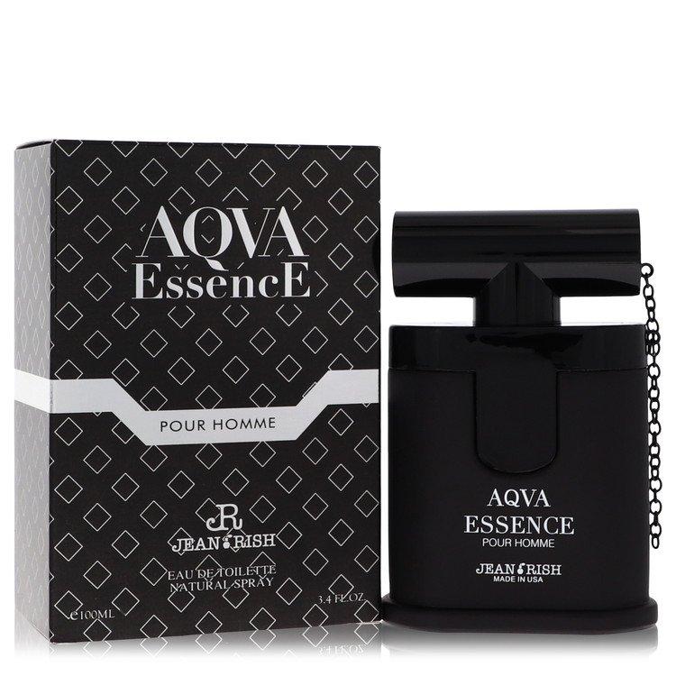 Aqua Essence Pour Homme Eau De Toilette Spray By Jean Rish 100ml