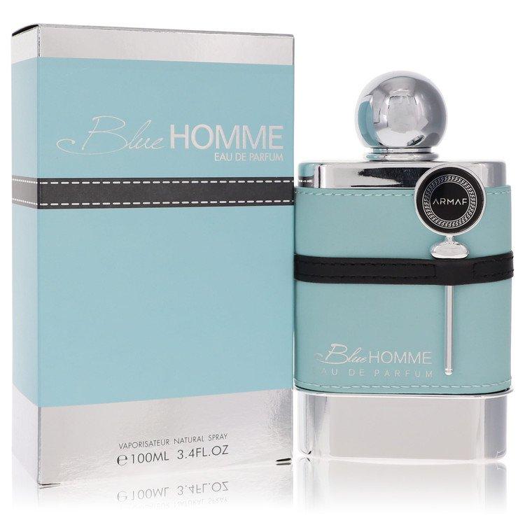 Armaf Blue Homme Eau De Toilette Spray By Armaf 3.4oz