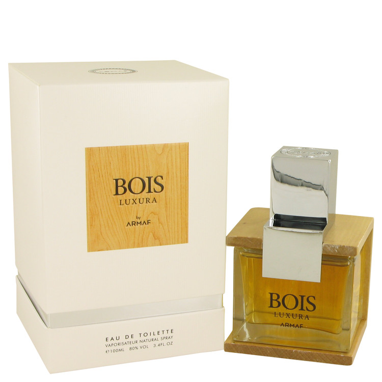 Armaf Bois Luxura Eau De Toilette Spray By Armaf 3.4oz