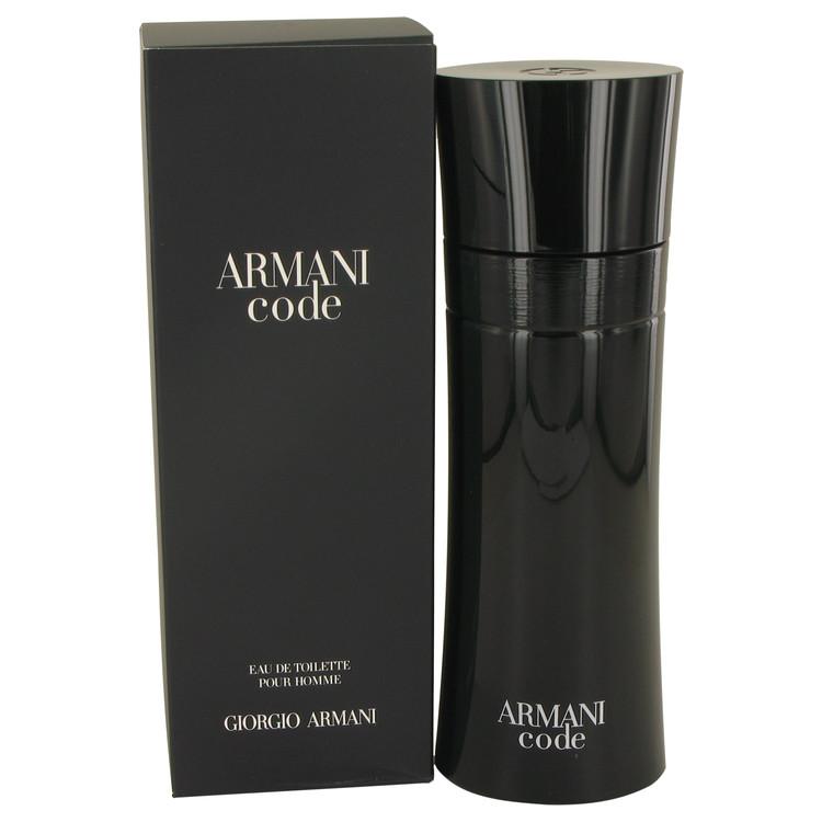 Armani Code Eau De Toilette Spray By Giorgio Armani 6.7oz