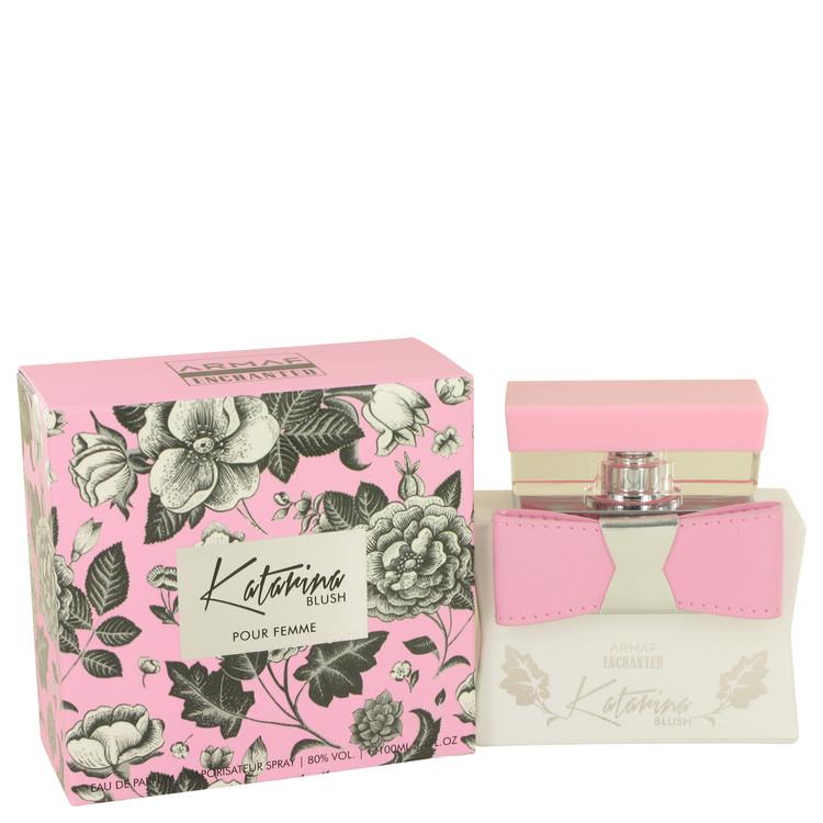 Armaf Katarina Blush Eau De Parfum Spray By Armaf 3.4oz