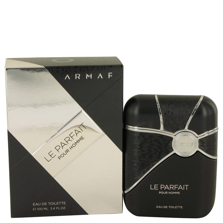 Armaf Le Parfait Eau De Toilette Spray By Armaf 3.4oz