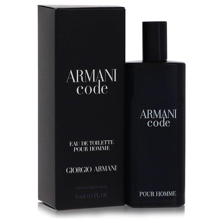 Armani Code Eau De Toilette Spray By Giorgio Armani 15ml