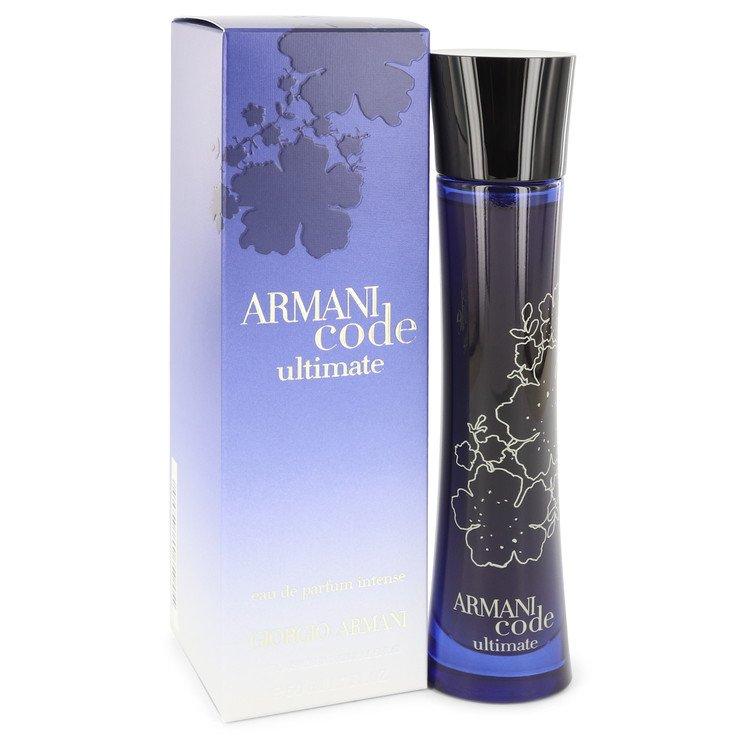 Armani Code Ultimate Eau De Toilette Intense Spray By Giorgio Armani 50ml