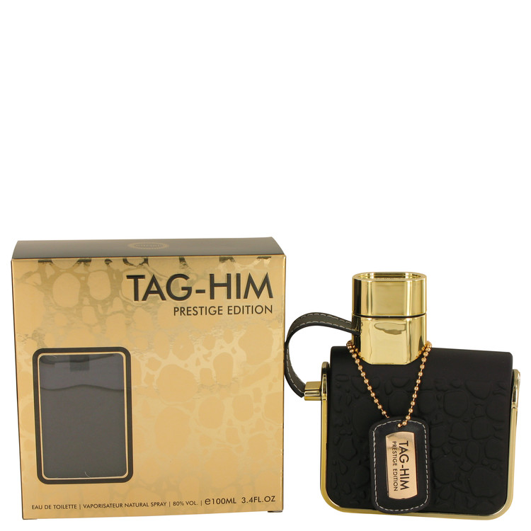 Armaf Tag Him Prestige Eau De Toilette Spray By Armaf 3.4oz