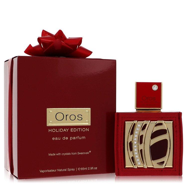 Armaf Oros Holiday Eau De Parfum Spray By Armaf 2.9oz