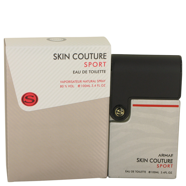 Armaf Skin Couture Sport Eau De Toilette Spray By Armaf 3.4oz