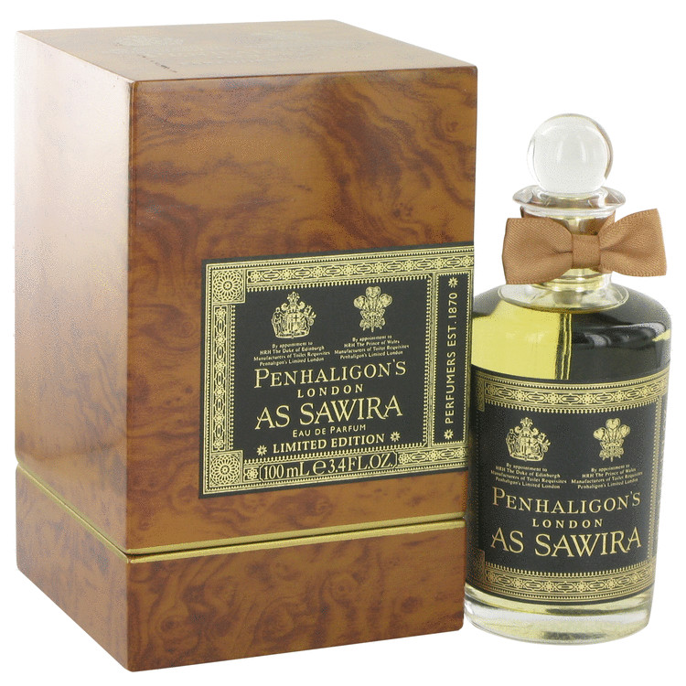As Sawira by Penhaligon's for Men Eau De Parfum Spray (Unisex) 3.4 oz