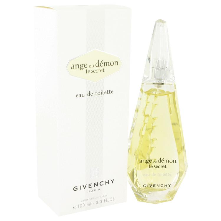 Ange Ou Demon Le Secret by Givenchy for Women Eau De Toilette Spray 3.3 oz