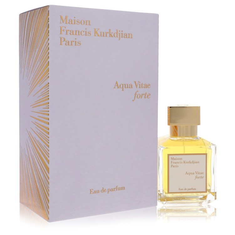 Aqua Vitae Forte Eau De Parfum Spray By Maison Francis Kurkdjian 2.4oz