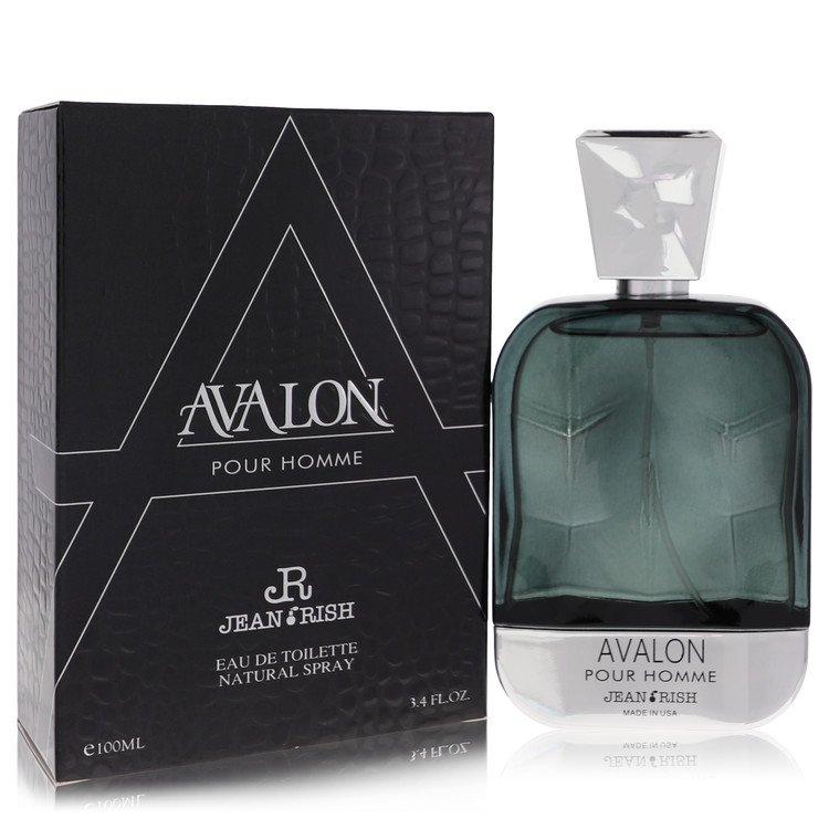 Avalon Pour Homme Eau De Toilette Spray By Jean Rish 100ml