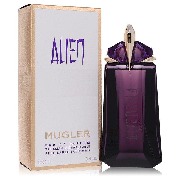 Alien Eau De Parfum Refillable Spray By Thierry Mugler 3.0oz