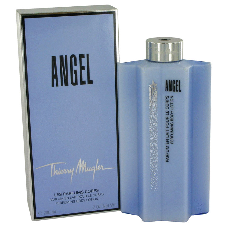 Angel Perfumed Body Lotion By Thierry Mugler 7.0oz