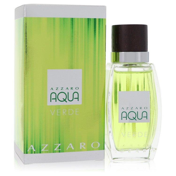 Azzaro Aqua Verde Eau De Toilette Spray By Azzaro 2.6oz