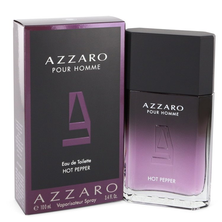Azzaro Hot Pepper Eau De Toilette Spray By Azzaro 3.4oz