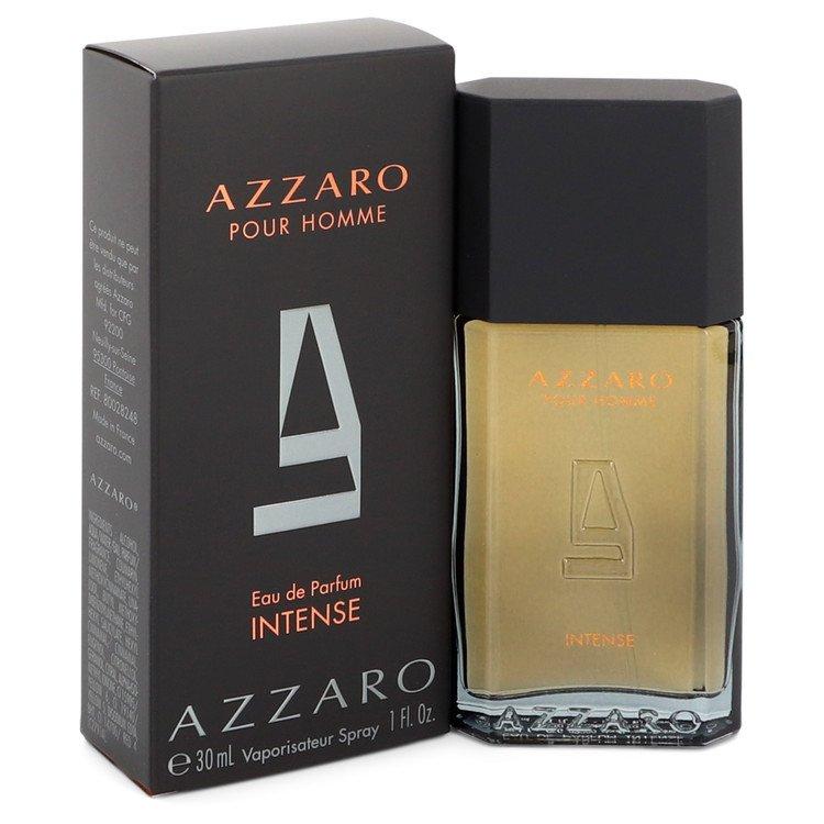 Azzaro Intense Eau De Parfum Spray By Azzaro 1.0oz