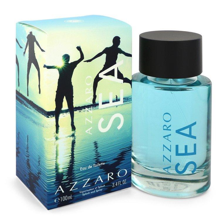 Azzaro Sea Eau De Toilette Spray By Azzaro 3.4oz