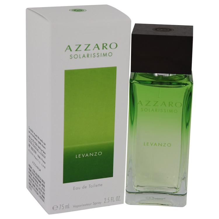 Azzaro Solarissimo Levanzo Eau De Toilette Spray By Azzaro 2.5oz