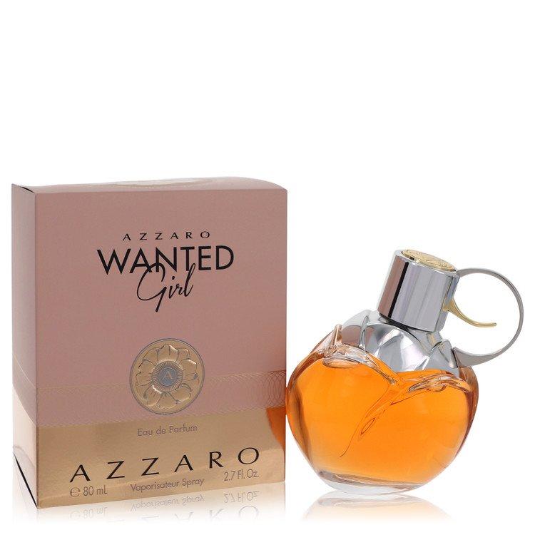 Azzaro Wanted Girl Eau De Parfum Spray By Azzaro 2.7oz