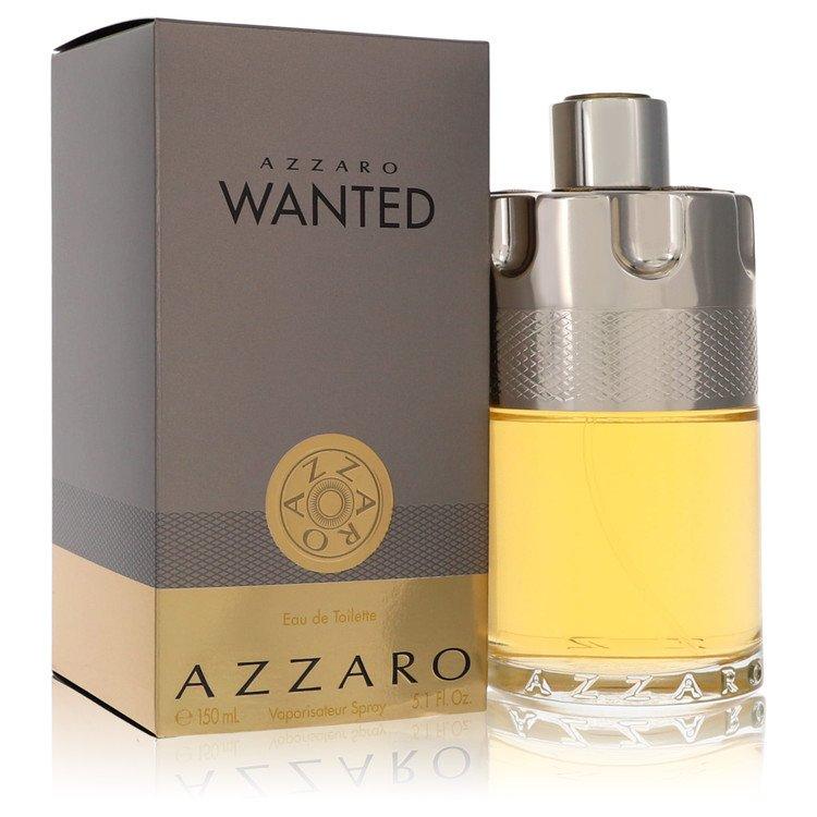 Azzaro Wanted Eau De Toilette Spray By Azzaro 5.1oz