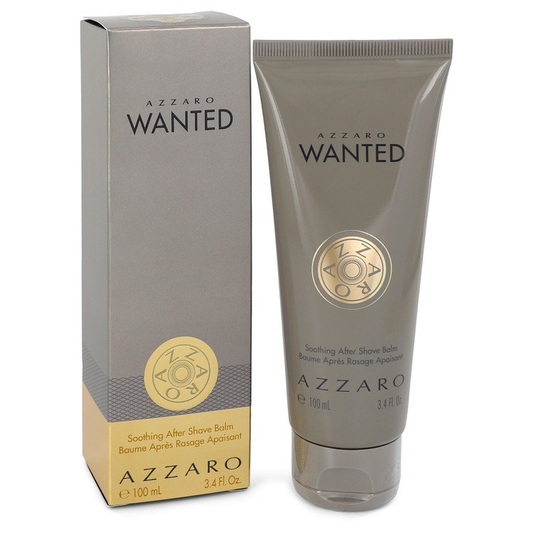 Azzaro Wanted After Shave Balm By Azzaro 3.4oz